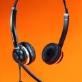 هدست دو گوش مدل UB1010-ENC